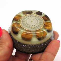 Orgonite Olho de Tigre Tower buster