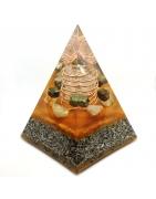 Pirâmides Orgonite - Orgonite Mistica- Loja Oficial Pirâmides Orgonite